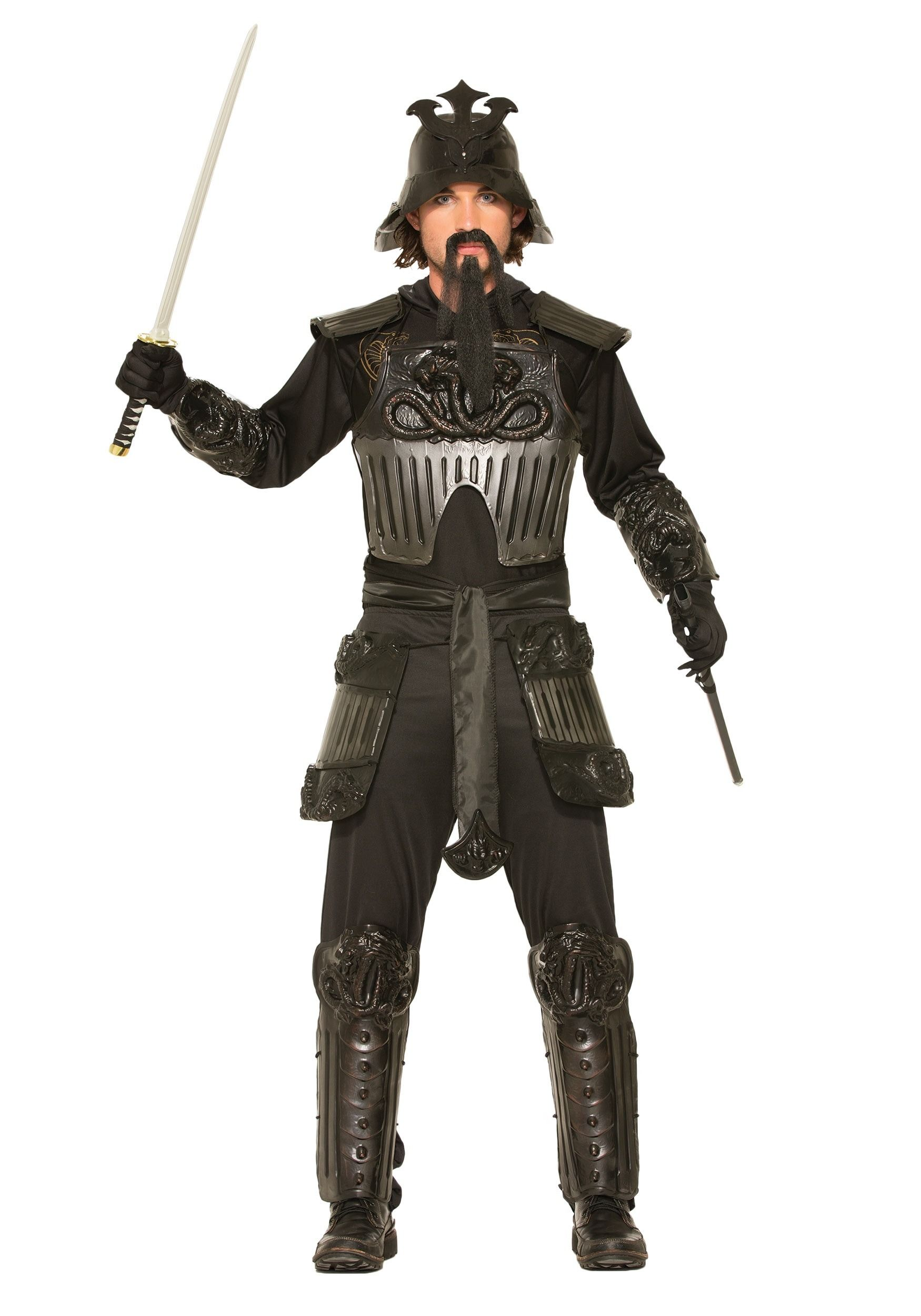 Adult Samurai Warrior Costume | Mens Costumes | Pinterest ...