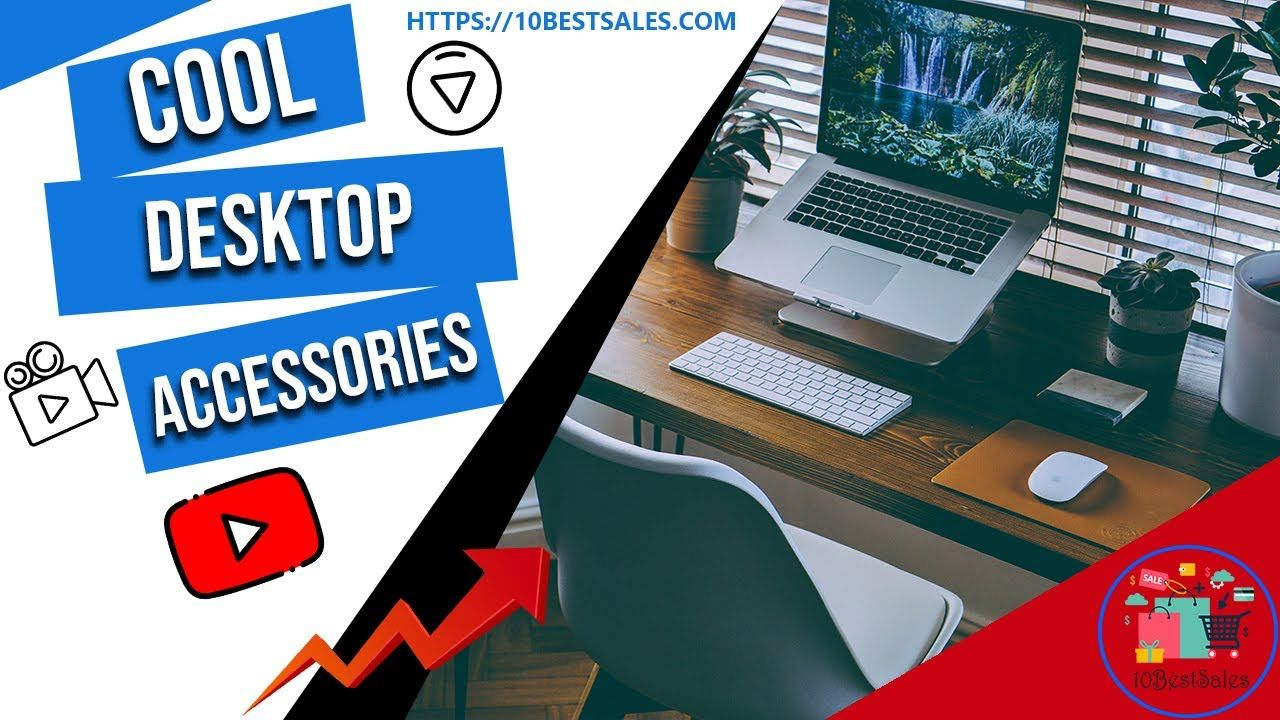 Best Desktop Accessories Best Gaming Desktop Accessories In 2020 Cool Desktop Desktop Accessories Desk Organizer Set