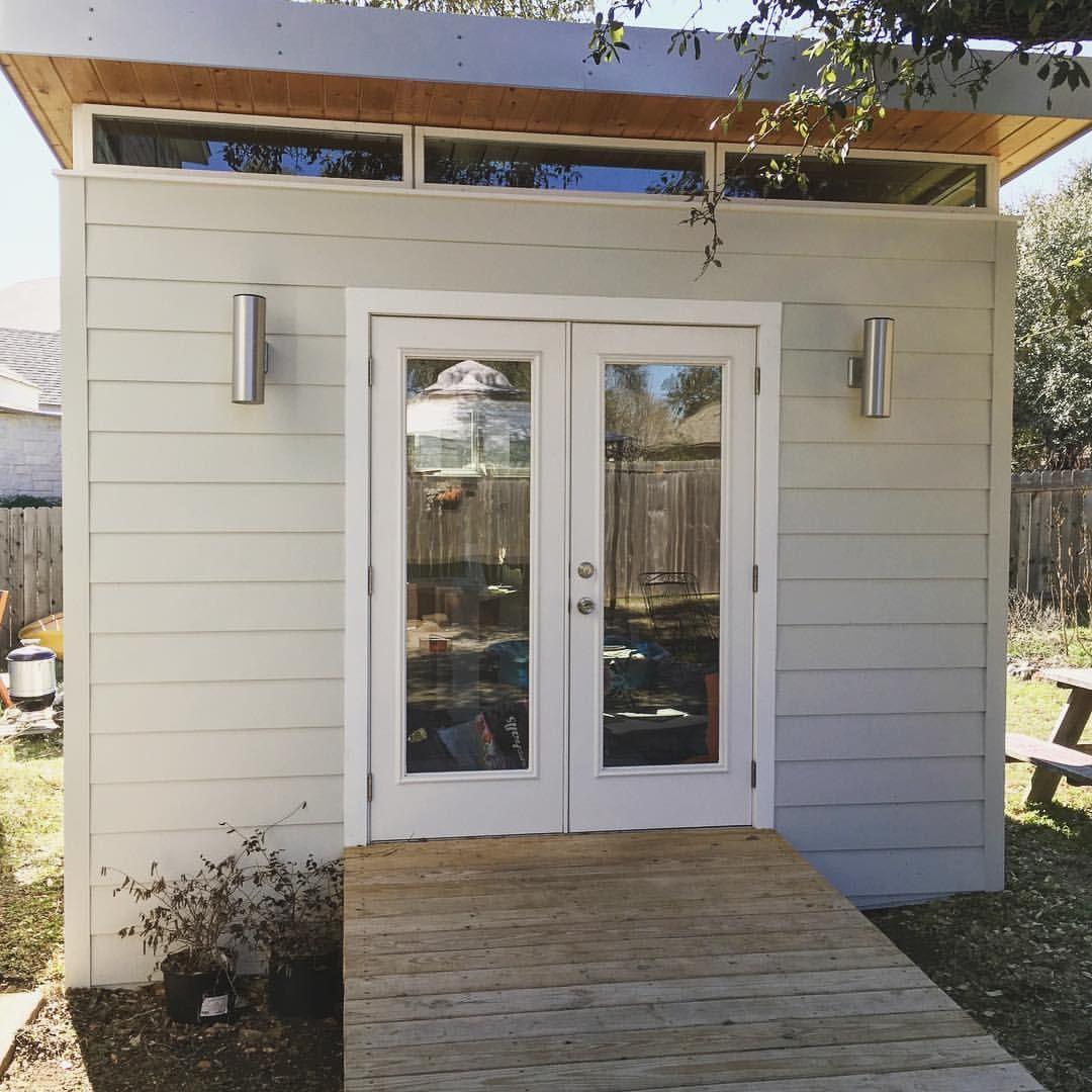 Best 10X12 Modern Kwik Room Shed By Kanga Room Systems San 400 x 300