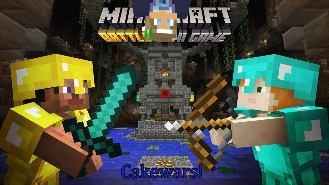Minecraft Cake Wars Team ញ វលៗ Minecraft Server - Minecraft spielen server