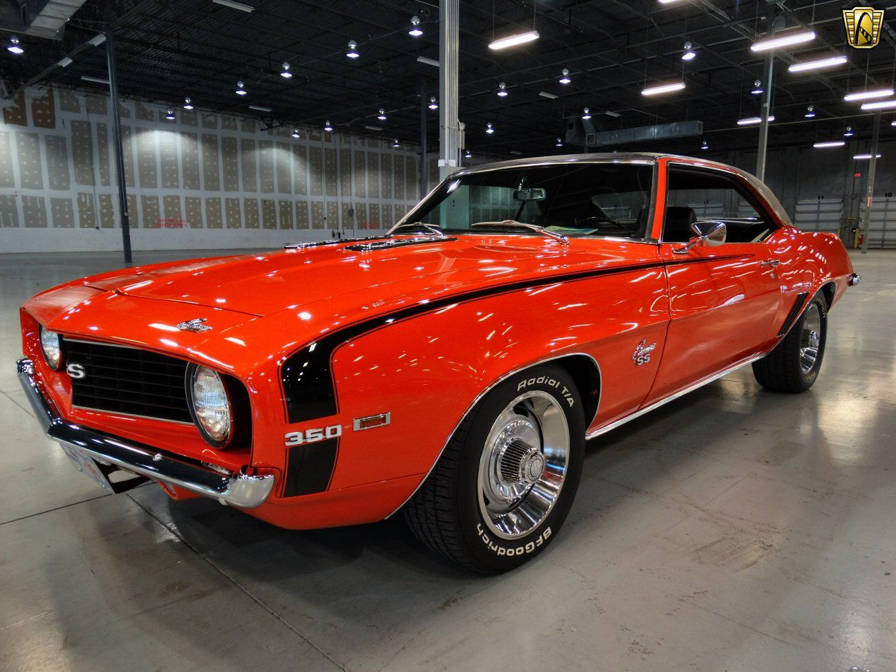 1969 chevrolet camaro ss this is a phenomenal example of a hugger orange ss with