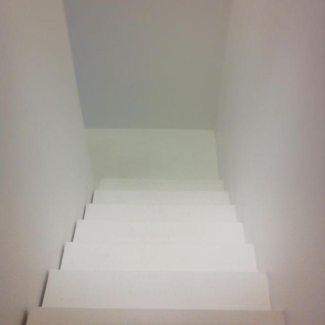 Stairway from heaven @poliform Milano : )