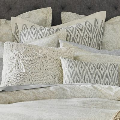 Tommy Hilfiger Mission Paisley Duvet Cover Collection Paisley Bedding Pillows Euro Pillow