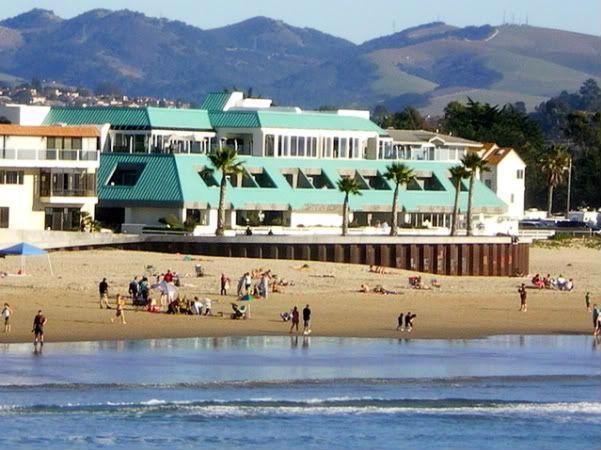 Sea Venture Resort Pismo Beach Ca For My Zachys Birthday 4 15 13