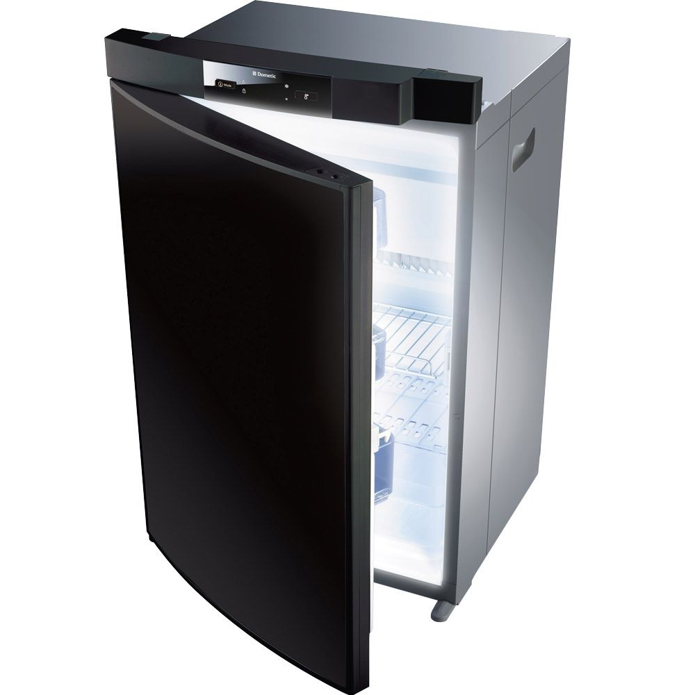 The Three Way Rv Refrigerator Of The Future Features A