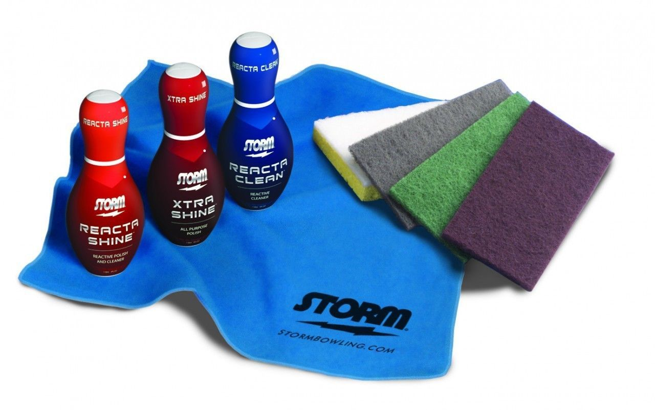 Accessories 50812: Storm Bowling Surface Mangement Kit -> BUY IT NOW ONLY: $34.95 on eBay!