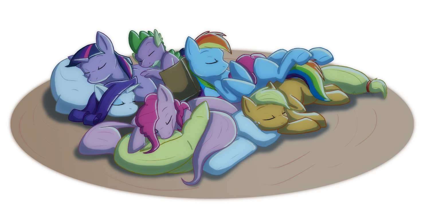 bedtime story by arcticwaters