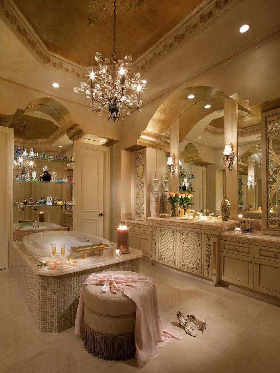 European Neo Classical Style Ii Clippedonissuu Dream Bathrooms Beautiful Bathrooms Residential Interior Design