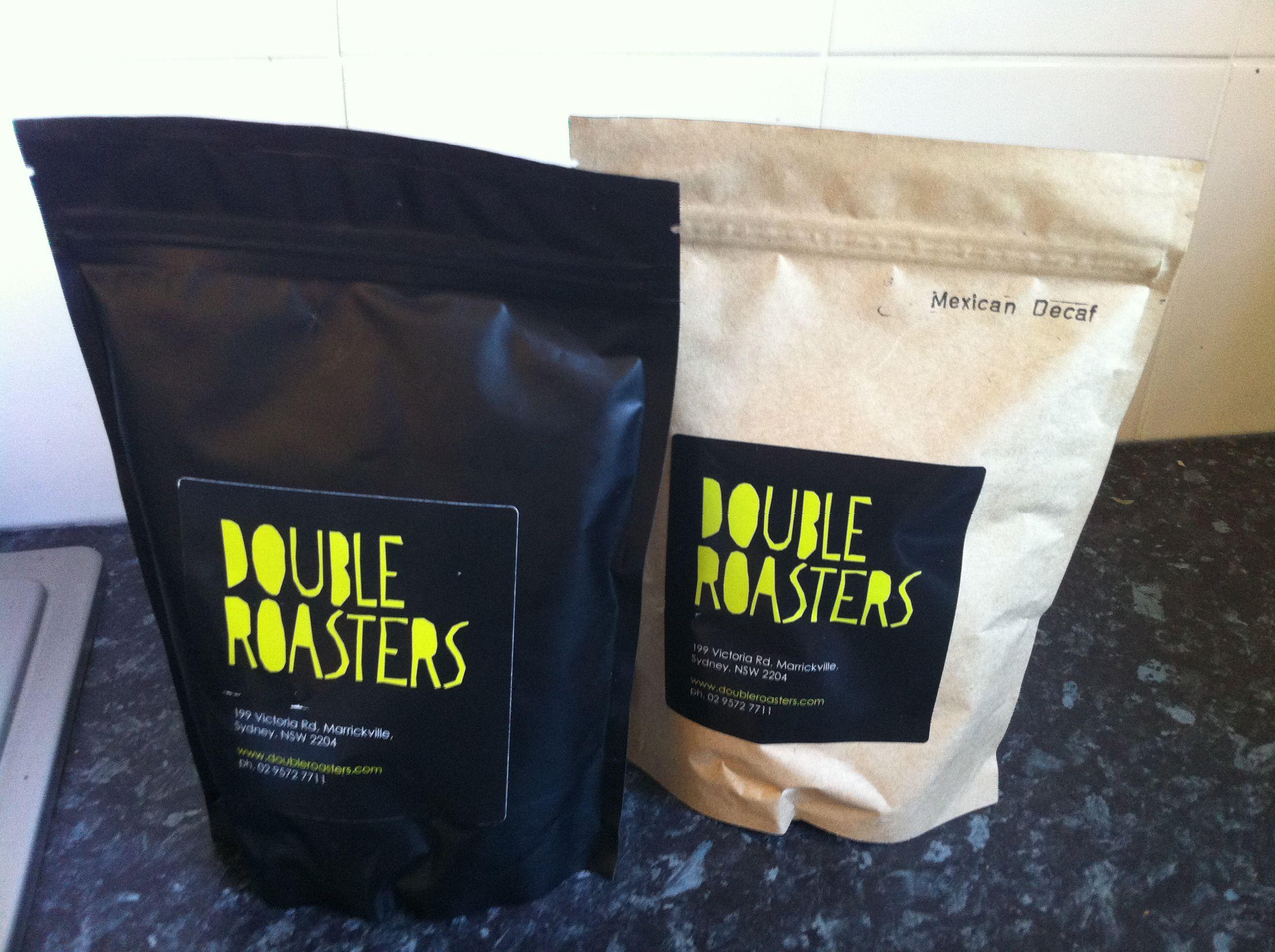 House blend double roasters marrickville sydney fresh