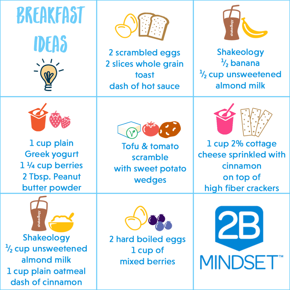 2b Mindset Challenge Group Guides Clean Eating Challenge Mindset Beachbody