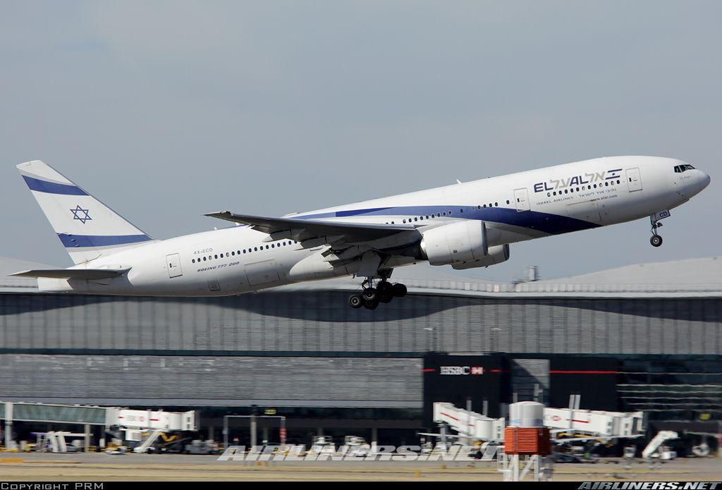Boeing 777-258 / ER - El Al Israel Airlines   Aviones de pasajeros