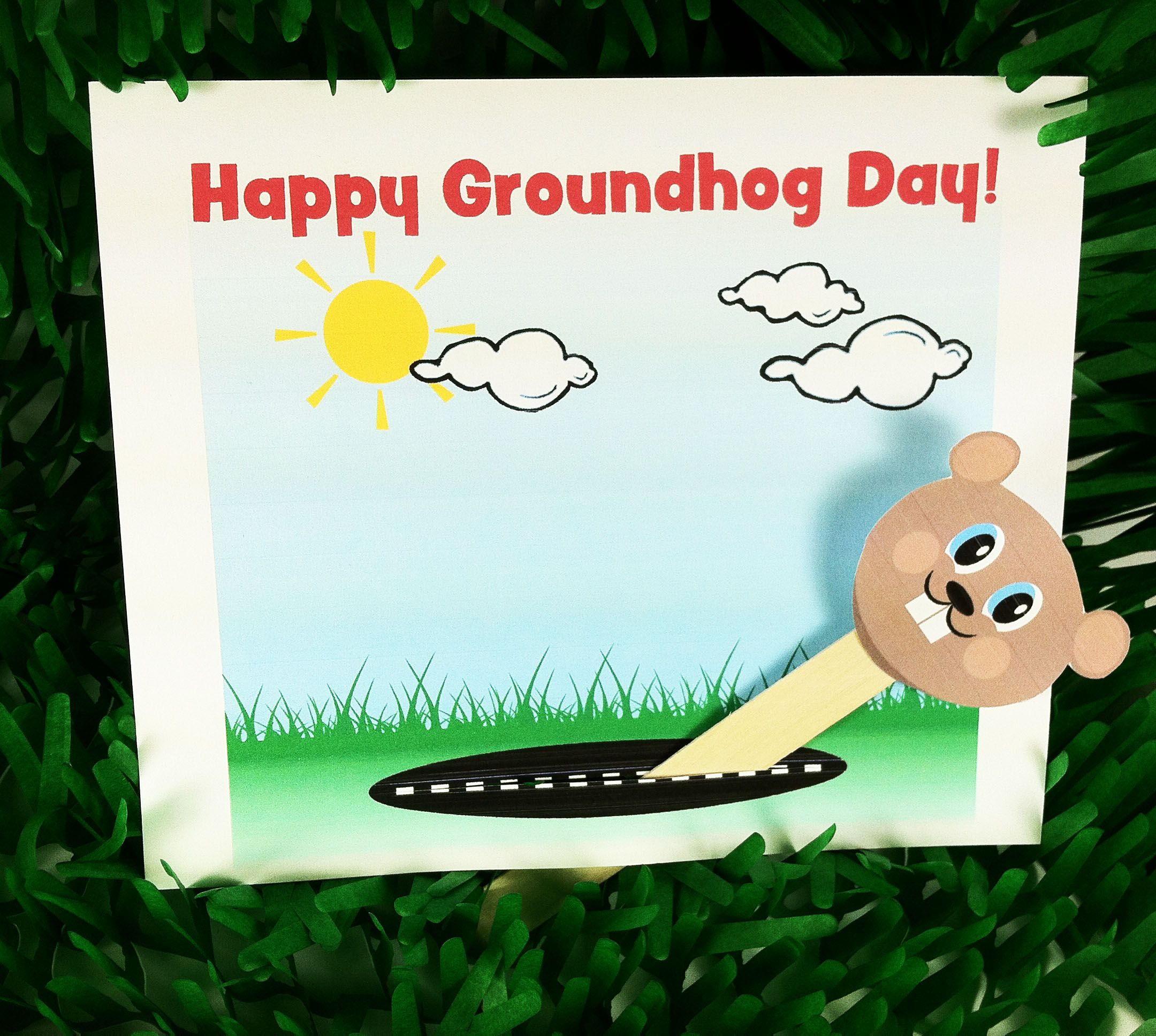 Ground Hog Day Images