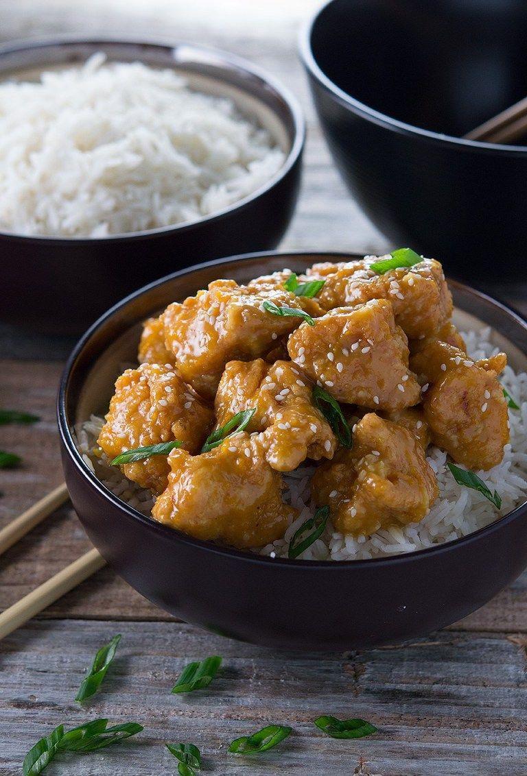 Chinese Orange Chicken #chineseorangechicken