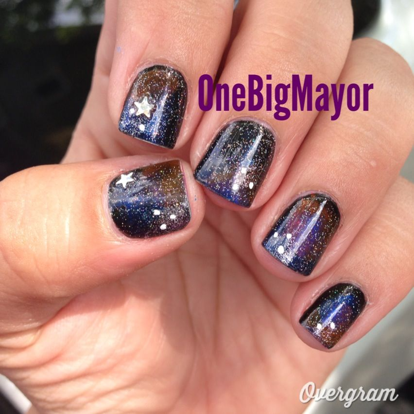 Galaxy Nails. An oldie but I still love them.