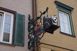 Rottweil, Deutschland, Fassade, Haus