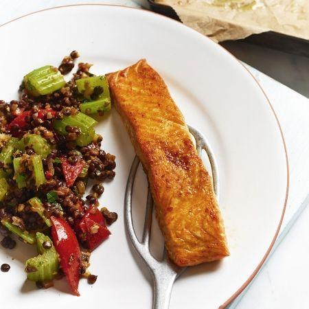 Sirtfood recipes sirtfood pinterest baked salmon salmon and foods sirtfood recipes forumfinder Choice Image