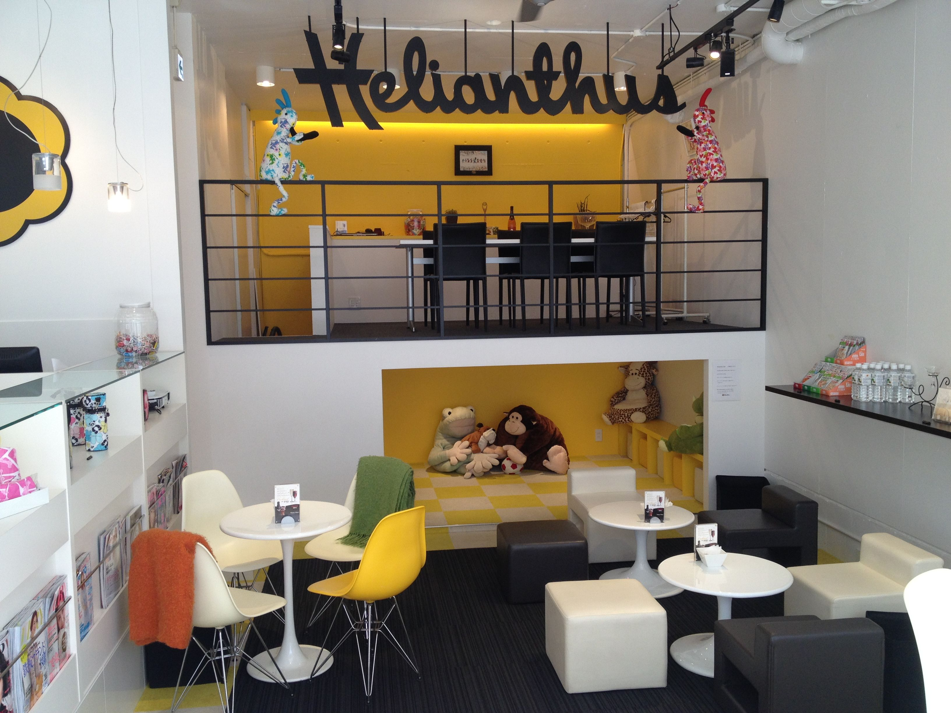 Kid Friendly Cafe Play den for Babies & Kids Japan