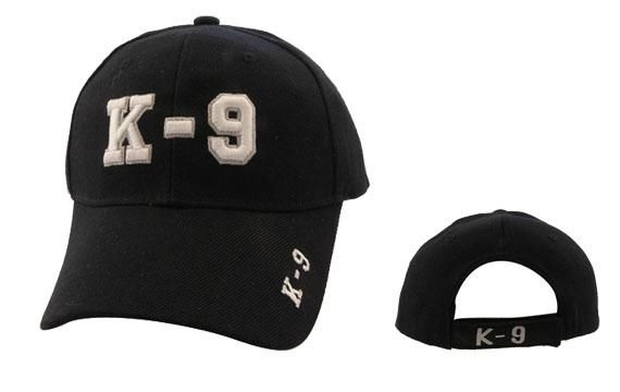 NEW K9 K-9 POLICE HOMELAND SECURITY BALL CAP HAT  6faed37daef
