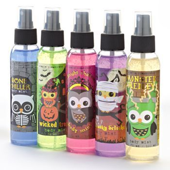 Simple Pleasures 5-pc. Spooky Body Lotion Gift Set - I designed these!!