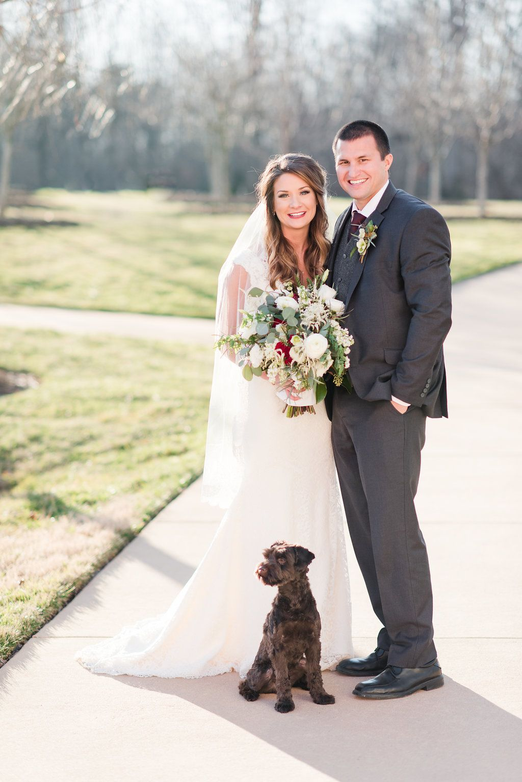 Include your dog in your wedding Tanglewood Church and Winmock at