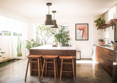 Beautiful Bali Interiors Get The Look At Home House Nerd With
