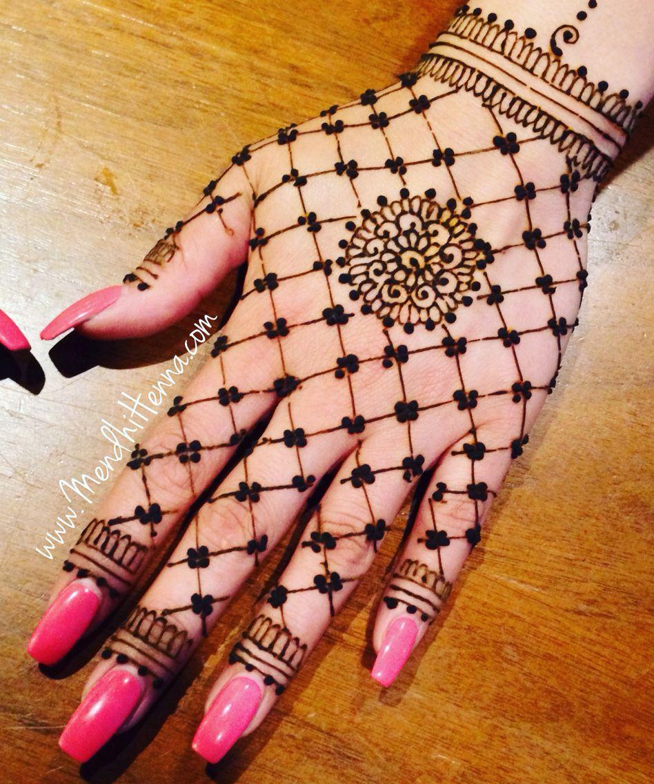 Indian Henna Tattoo Designs: Bridal Henna Now Booking ... Instagram @MendhiHennaArtist