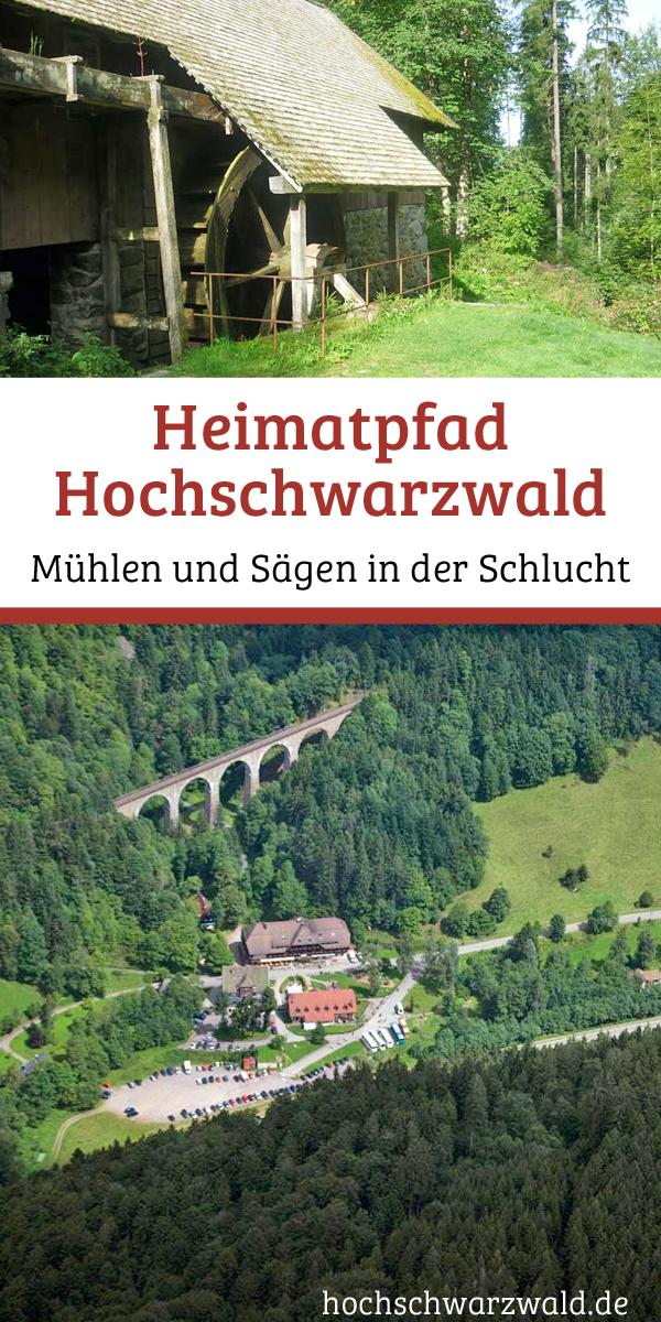 Photo of Heimatpfad Hochschwarzwald- Mühlen und Sägen in der Schlucht
