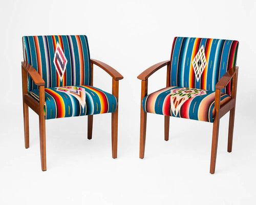 Absolutely gorgeous chairs.
