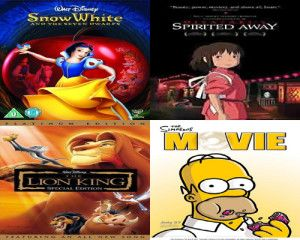 Top 100 Best Animated Movies Of All Time Animated Movies