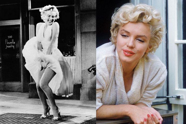 matini  Marilyn Monroe  James Bond