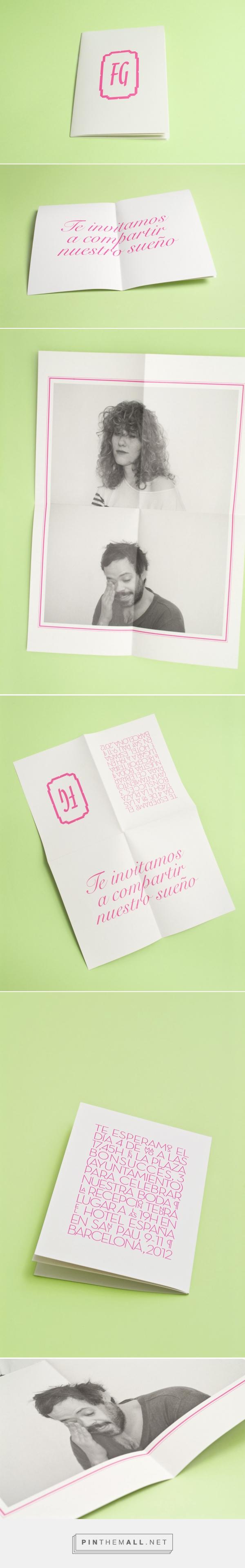 Francisca y Giacomo by oriolgayan.com #identity #copy #weddinginvitation #fluor #photography