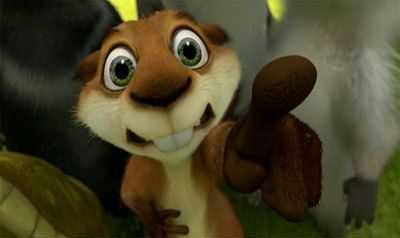 But I Like The Cookie Over The Hedge 3 Os Sem Floresta Floresta