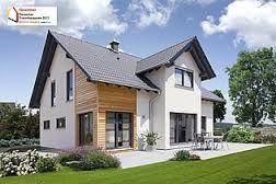 Fassadengestaltung Einfamilienhaus Modern