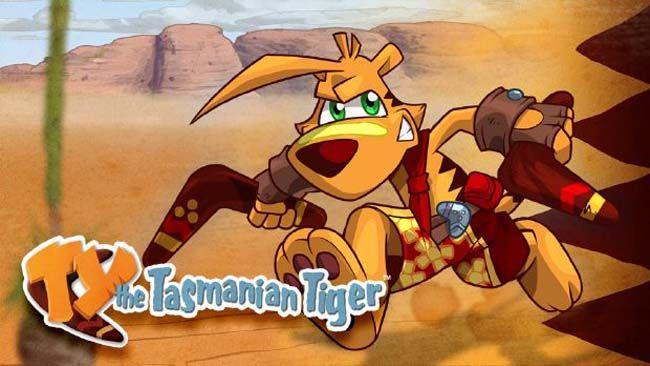 ty the tasmanian tiger psp iso