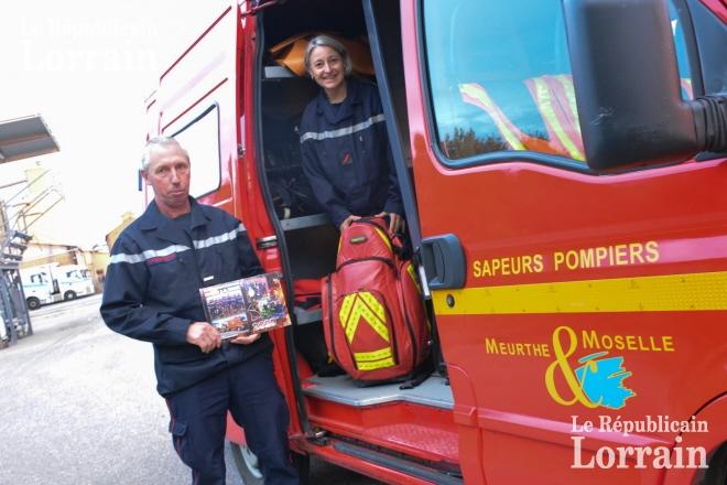 Edition De Briey Sapeur Pompier Volontaire Pourquoi Pas Vous