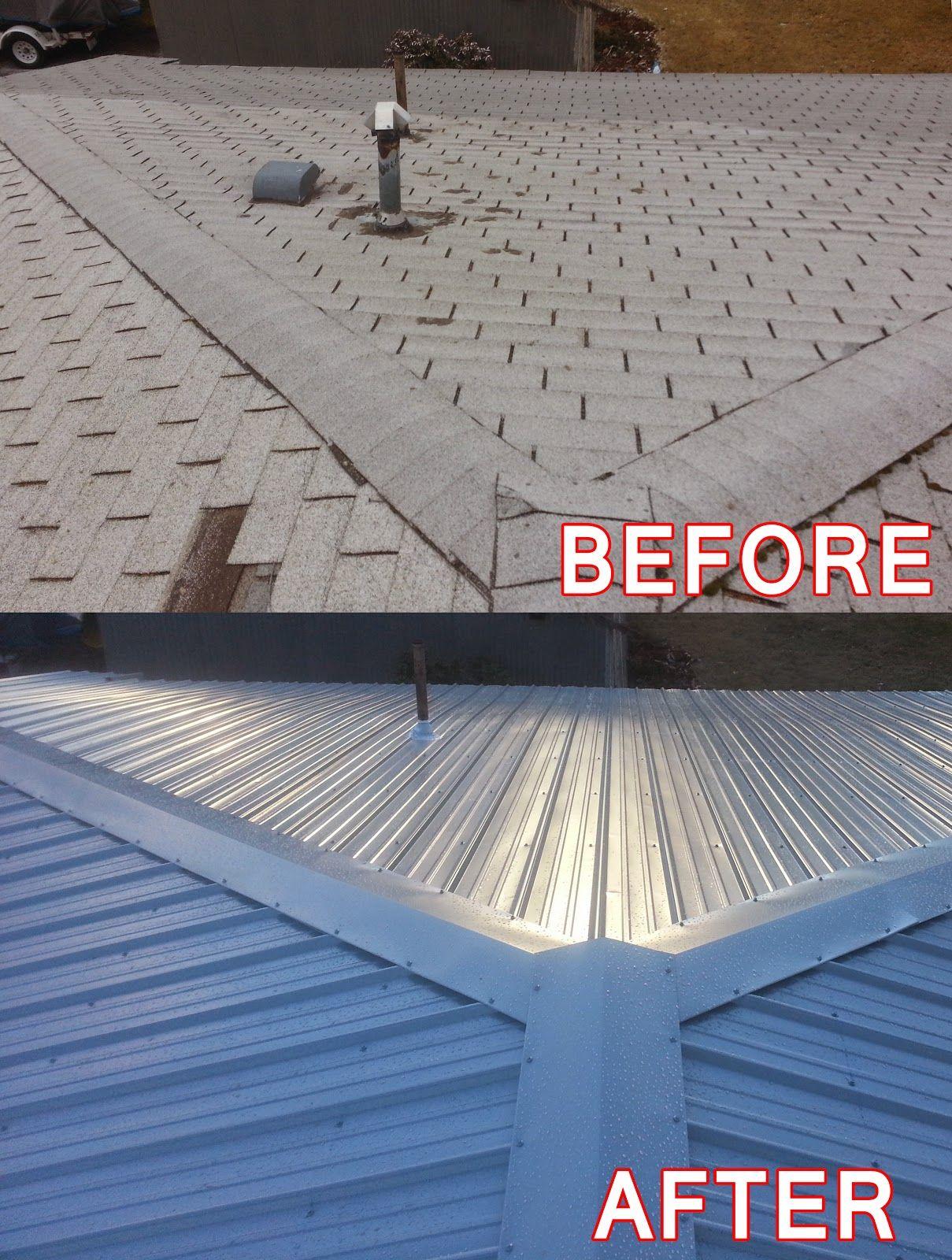 Empire Roof Coatings Roof Restoration Metal Roof Installation Metal Roof