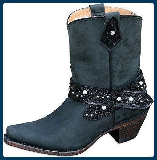 Stars & Stripes Damen Western Boots »WBL 20« (37) Stiefel