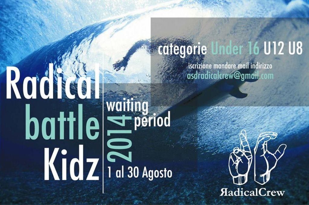 RADICAL TRICK BATTLE 2014 - SEMAFORO VERDE   Surf Culture