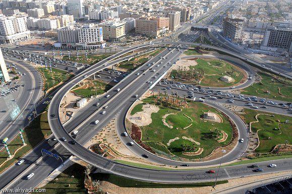 طريق الملك فهد دوار القاهرة الجميل City Photo City Photo
