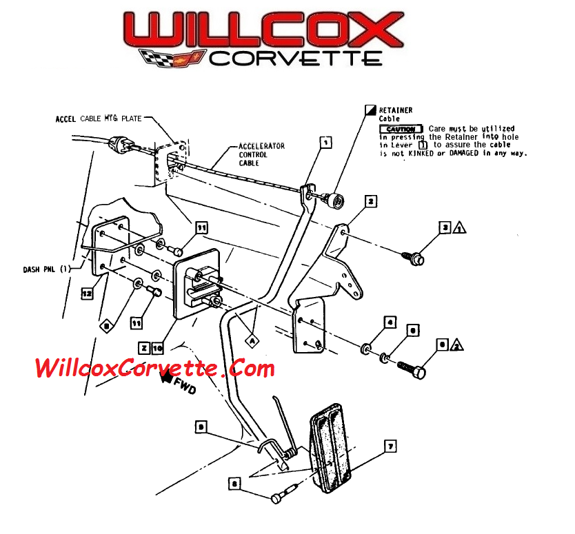1968 1982 corvette wire harness firewall connection interior side rh pinterest com 1966 corvette wiring diagram 1968 corvette wiper wiring diagram