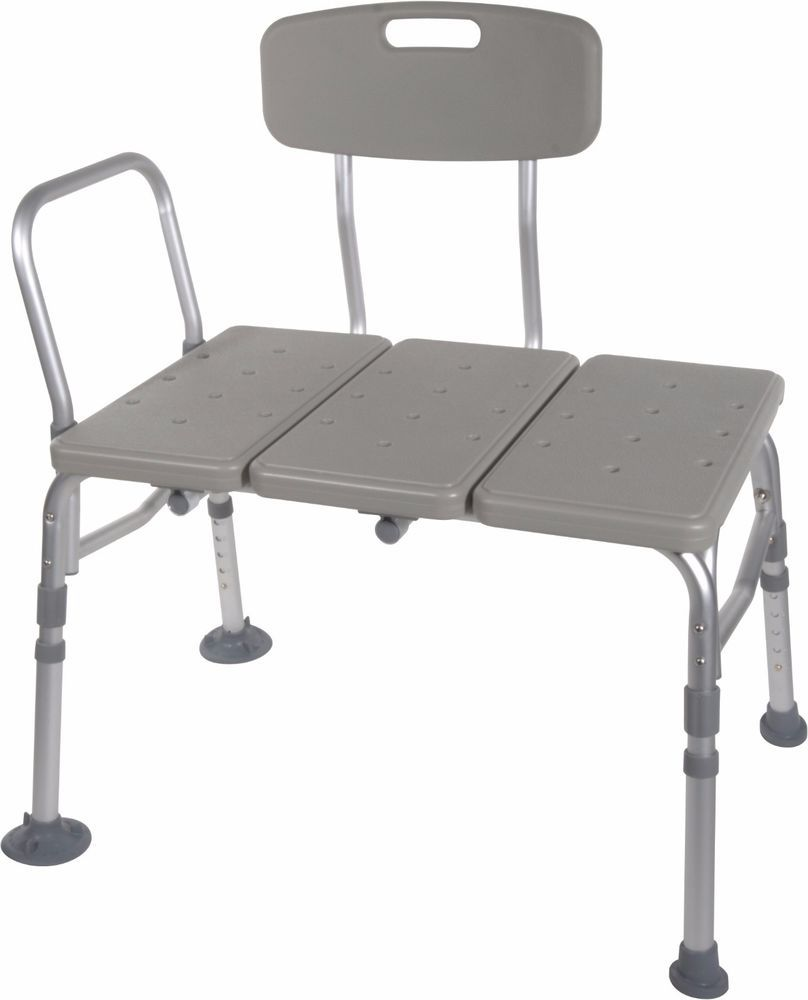 Heavy Duty Wheelchair To Bath Tub Shower Transfer Bench Transfer