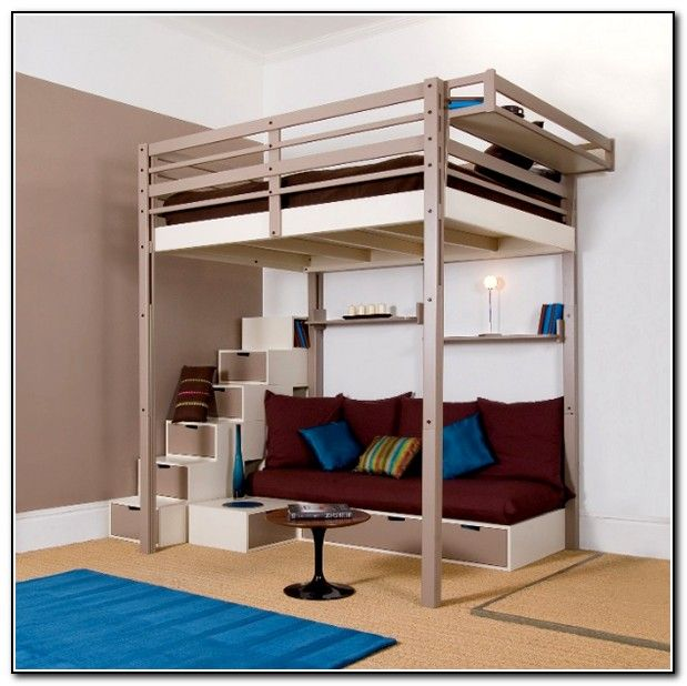 Loft Beds For Adults Smallhomelover Com 8