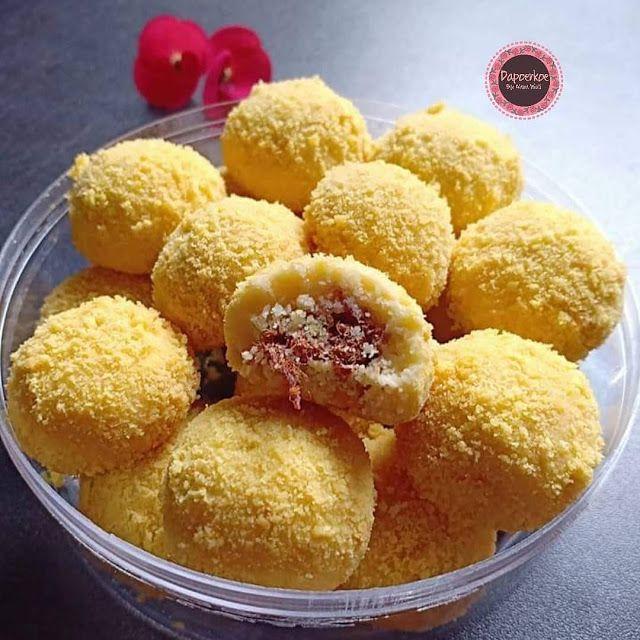 Cara Membuat Kukis Abon Yang Cantik Kue Kering Mentega Resep Makanan