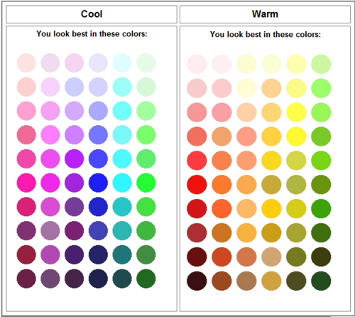 Let S Find The Right Shades For You Make Up Are You Cool Or Warm Warm Skin Tone Colors For Skin Tone Cool Skin Tone