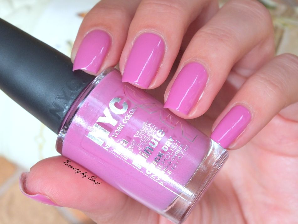 NYC In New York Color Quick Dry Nail Polish, 264 Lincoln Square ...