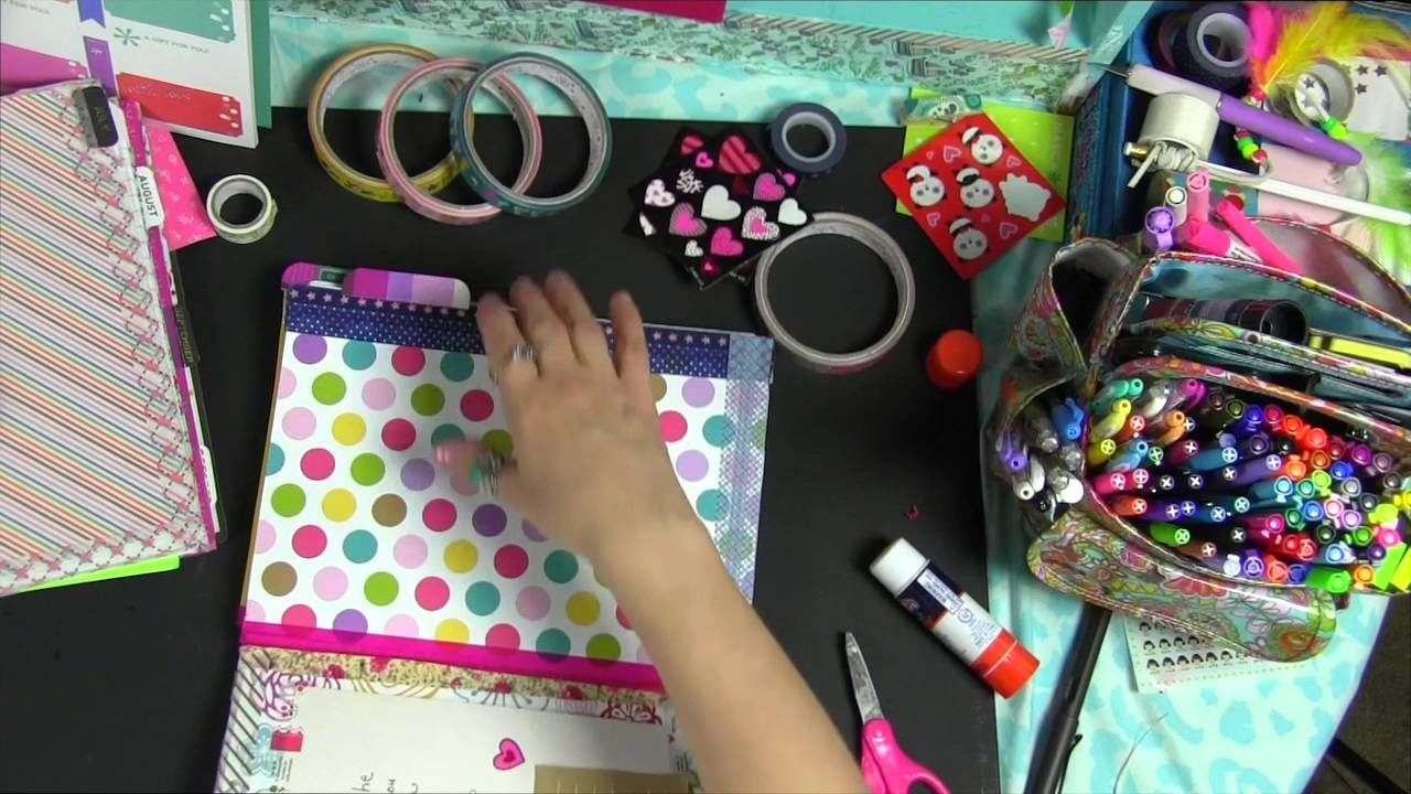Learn the basics of how I use my Paint Plan and Chronicle Planner!