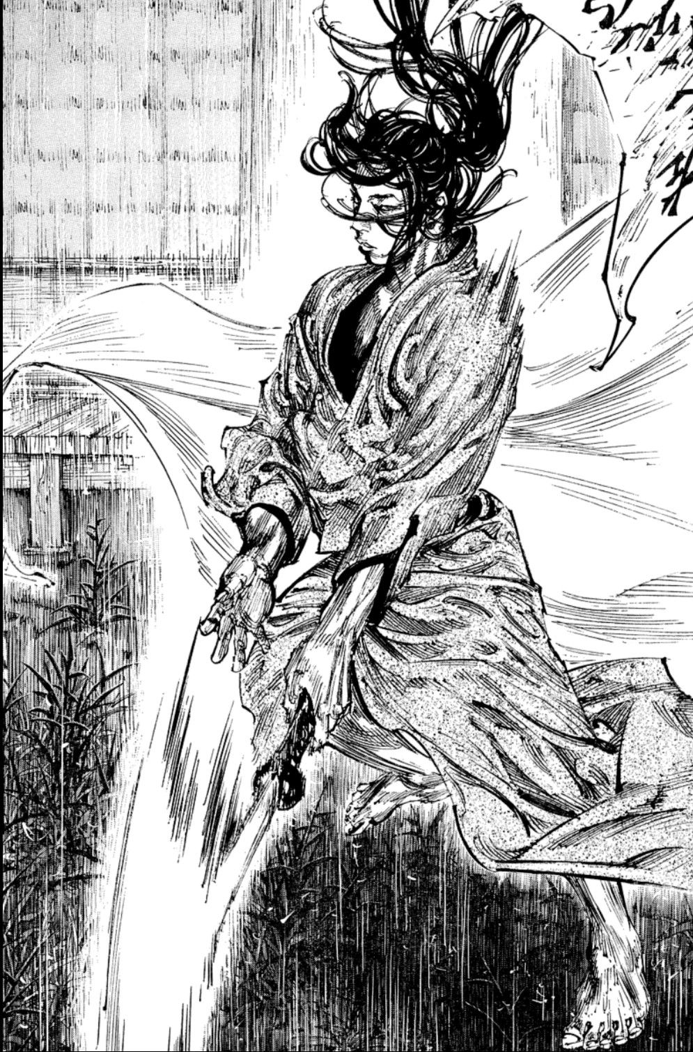 Pin by Inio Asano on Manga Vagabond (With images ...