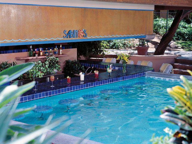 Sabino S Swim Up Bar And Grill The Westin La Paloma
