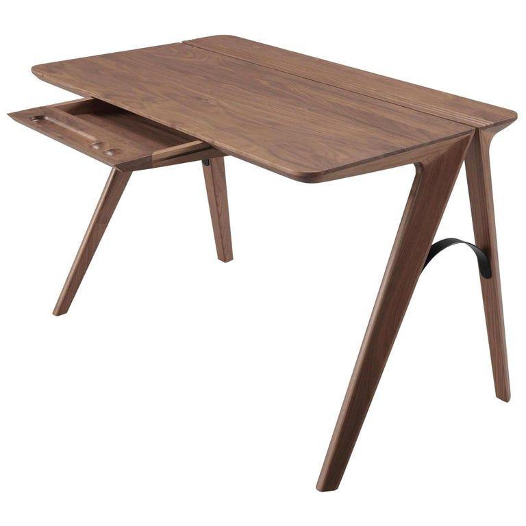 Scandinavian Minimalist Style Wood Desk Scandinavian Style Desk Scandinavian Furniture Design Modern Wood Desk