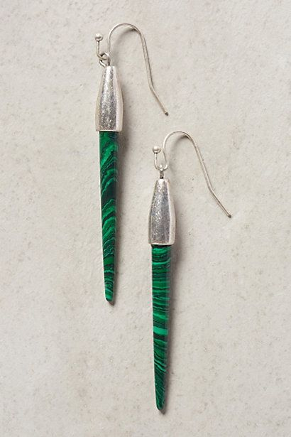 pretty jade swirl earrings #anthrofave http://rstyle.me/n/r4xqhr9te